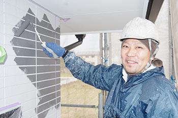 春日井市での外壁塗装は職人直営のハウストゥカラーにお任せ!