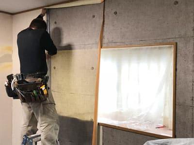 クロス張替え|春日井市の塗装専門店 ハウストゥカラーの施工メニュー