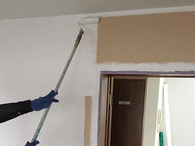 内装塗装|春日井市の塗装専門店 ハウストゥカラーの施工メニュー