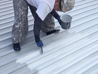 屋根塗装|春日井市の塗装専門店 ハウストゥカラーの施工メニュー