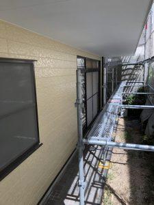 小牧市にて外壁塗装工事 ~完工~